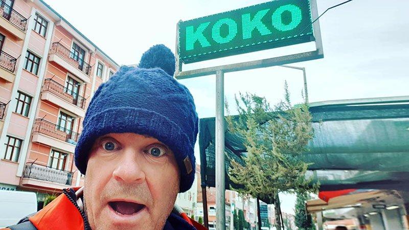 No words, well, except KOKO